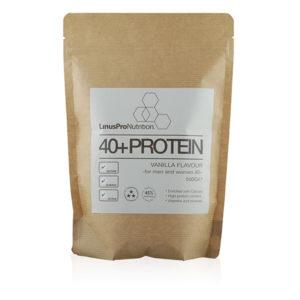 LinusPro 40+ Proteinpulver