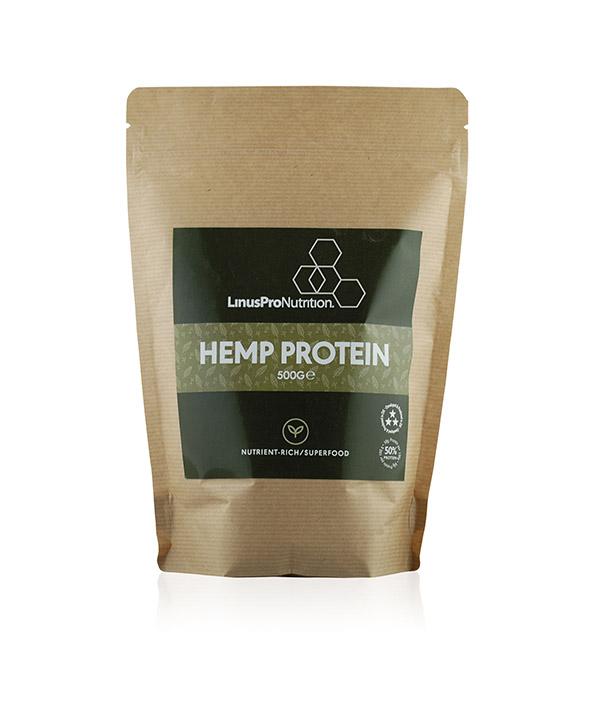 Hamp proteinpulver linuspro