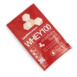 LinusPro Whey100 30 g prøve