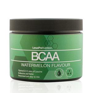 linuspro BCAA pulver watermelon smag