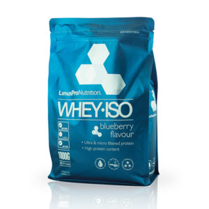 linuspro Whey ISO blueberry