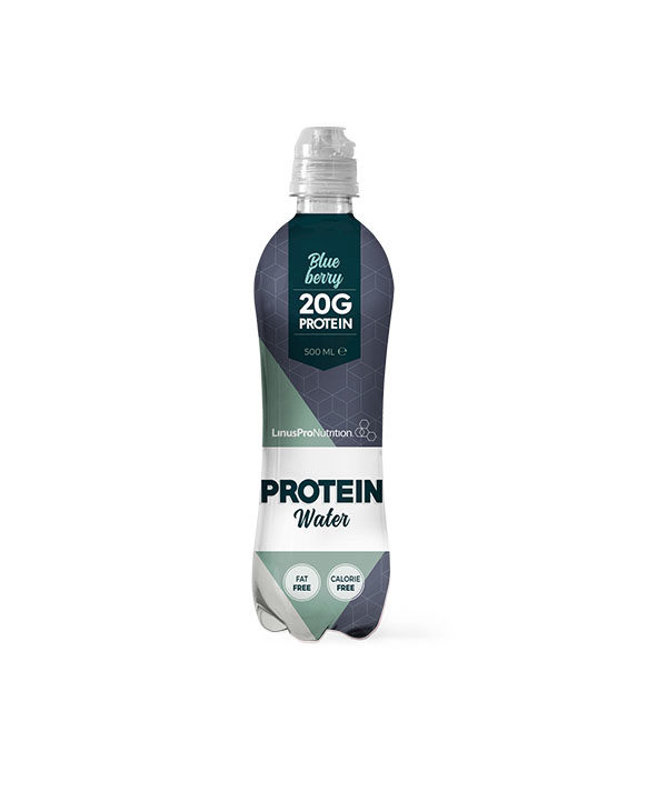 LinusPro_Protein_Water_Blueberry_500ml