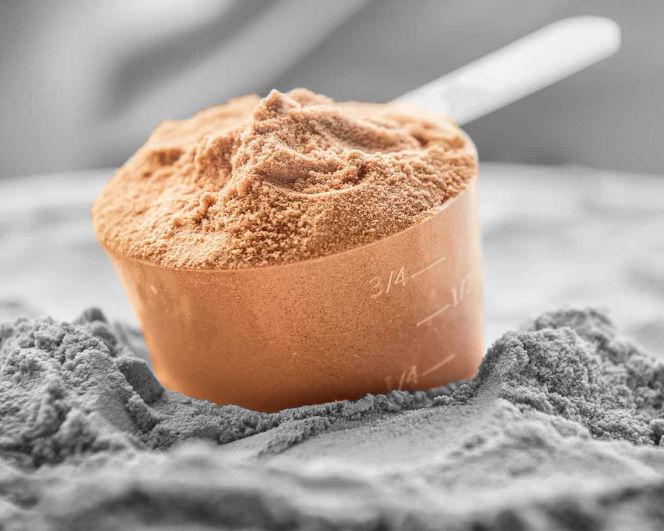 Test af proteinpulver